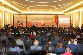 INAFED reconoce por tercer año consecutivo a Zinacantepec