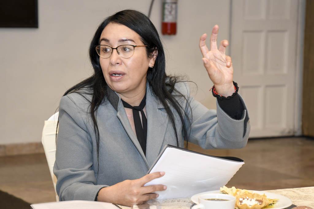 Ley de Protección a Periodistas podría aprobarse en el próximo periodo de sesiones, afirma Azucena Cisneros
