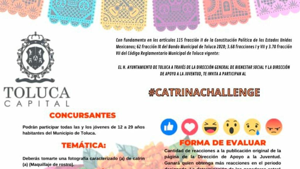 #CatrinaChallenge