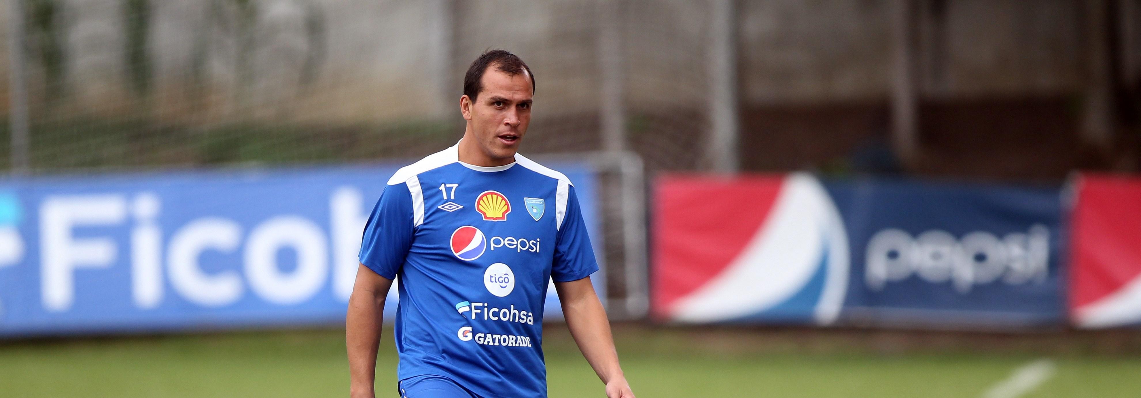 Dwight Pezzarossi, volverá al Proyecto Goal, pero ahora para trabajar en el nuevo proyecto de la Fifa. (Foto Prensa Libre: Hemeroteca PL)