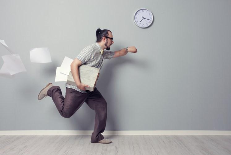Aprender a manejar el tiempo es beneficioso para evitar contratiempos y hacer espacio para amigos y familia. (Foto Prensa Libre: Servicios).