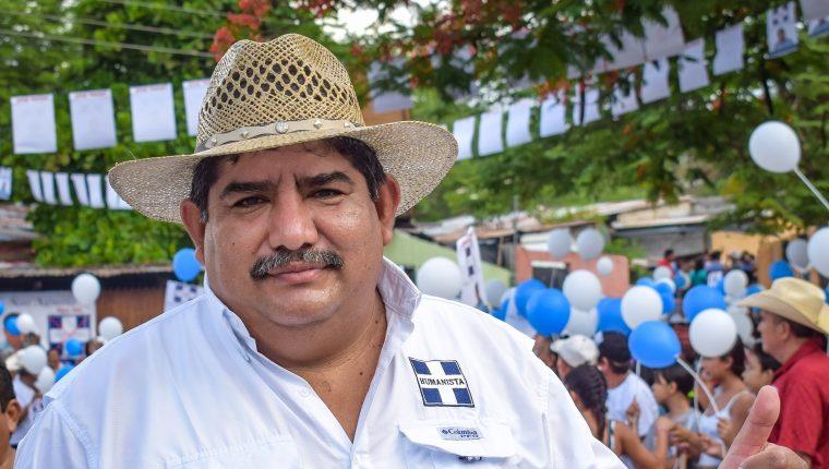 José Manuel Marroquín Hichos, alcalde de San Agustín Acasaguastlán, falleció por coronavirus. (Foto Prensa Libre: Facebook José Manuel Marroquín Hichos)