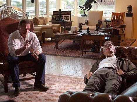 NatGeo Arnold Schwarzenegger y Bill Nye