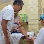 Hospital Víctor Lazarte Echegaray de EsSalud La Libertad cuenta con la Unidad de Pie Diabético