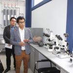 Programa Arqueológico Huanchaco renueva su laboratorio en la UNT
