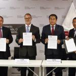 MVCS garantizará planificación urbana para Lima y Callao gracias a firma de convenio