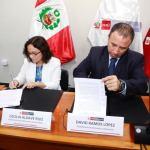 Conadis y Ministerio de Vivienda se unen para mejorar la accesibilidad de las personas con discapacidad en edificaciones y espacios urbanos
