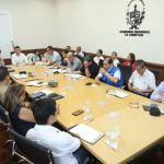 Estos son los primeros acuerdos de la Comisión Multisectorial Regional contra el Coronavirus de La Libertad