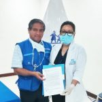 Doctora Rosa Gabriela Pascual Albitres es la nueva directora del Hospital Virgen de la Puerta de EsSalud La Libertad