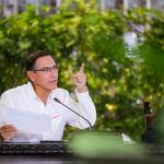 Presidente Vizcarra: En total 3 millones 500 mil familias recibirán el bono de s/ 380 durante emergencia por coronavirus