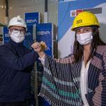 BBVA y sus colaboradores donan más de 50 mil implementos médicos al MINSA y EsSalud