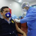 EsSalud La Libertad realiza jornada de vacunación a personal del Ministerio Público
