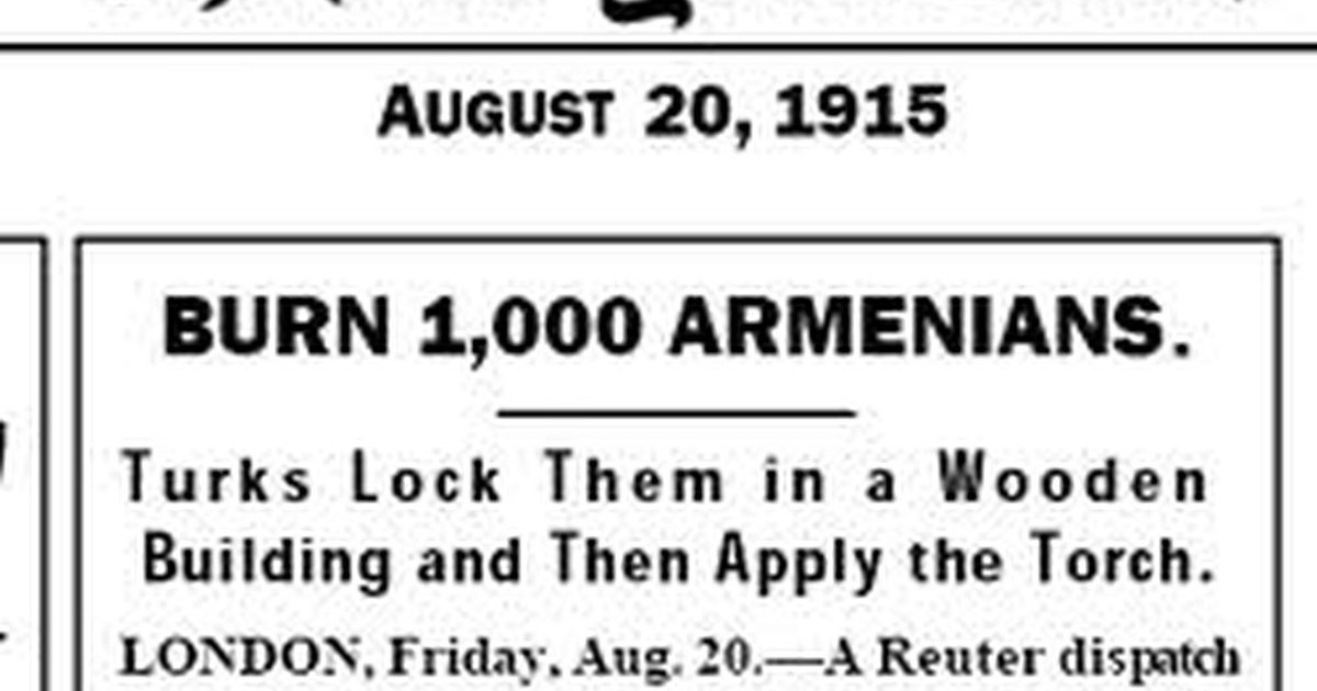 Image result for armenian genocide concentration camps