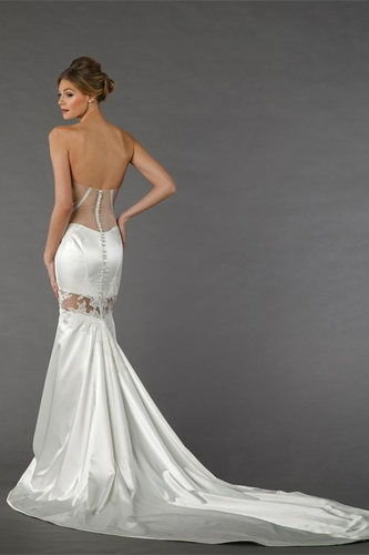 Sensual Wedding Dresses For The Modern Bride PreOwned