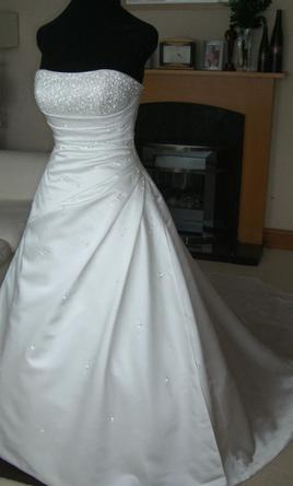 Maggie Sottero Michelle 400 Size 12 Used Wedding Dresses