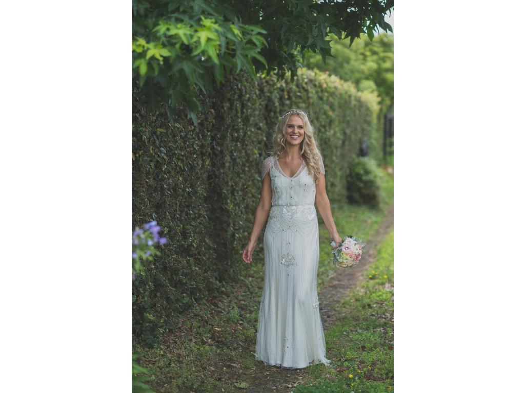 Jenny Packham Eden Dress