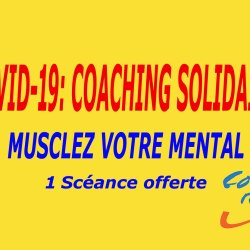 Coaching Solidaire pendant le confinement