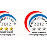 Tremendous Consumer Response Drives Prepaid365 Awards 2012