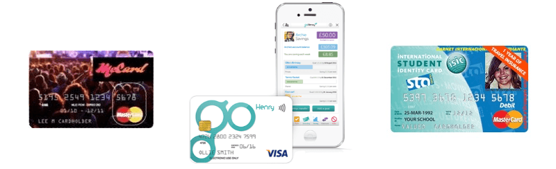 Youth Prepaid Cards