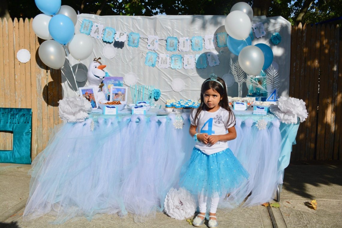 27 Must Haves For Your Frozen 2 Birthday Party Prep And Shine
