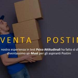 test logica porta lettere poste italiane