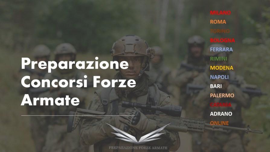 preparazione concorsi carabinieri napoli