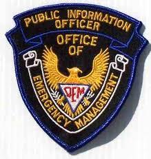 PIO badge