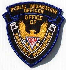 PIO badge