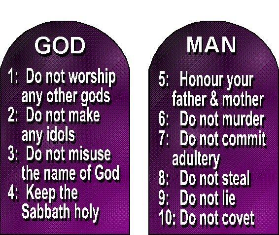 10 commandments # 13