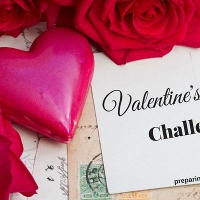 Vallentine's Day Challenge