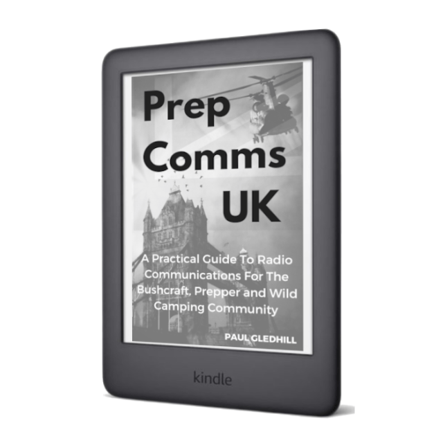 PrepComms UK for Kindle