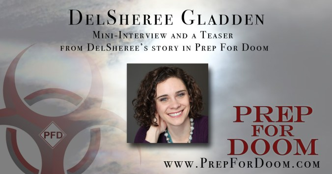 Author Feature DelSheree G