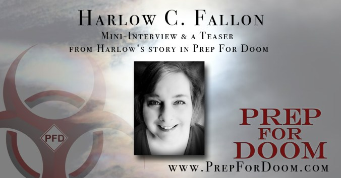 Author Feature Harlow Fallon