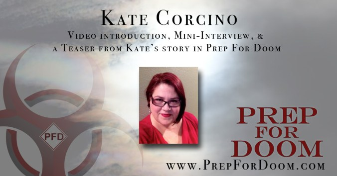 Author Feature Kate Corcino
