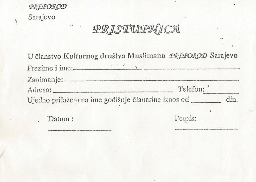 Izborna skupština i upis novih članova