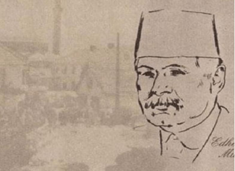 Autor prvog bošnjačkog romana- Edhem Mulabdić