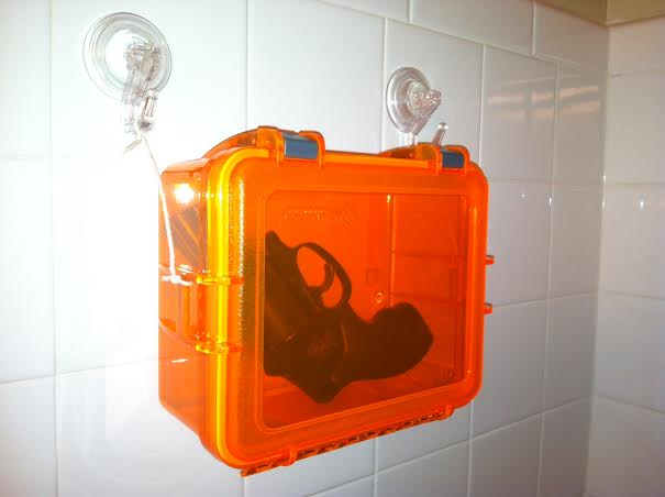 Shower Gun Box 8