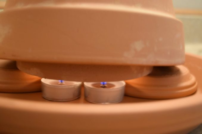 Candle Heater - 5 Emergency Heat Sources to Consider