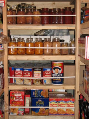 Prepper's Pantry - Food Storage Images