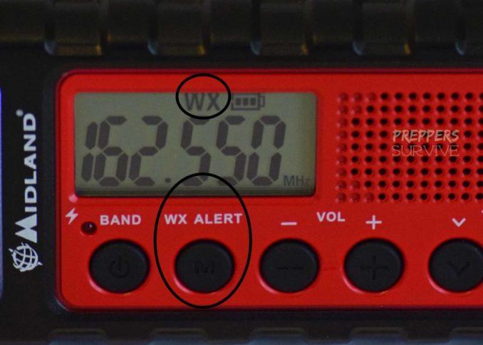 Preparedness radio WX Alert - What is NOAA weather radio?