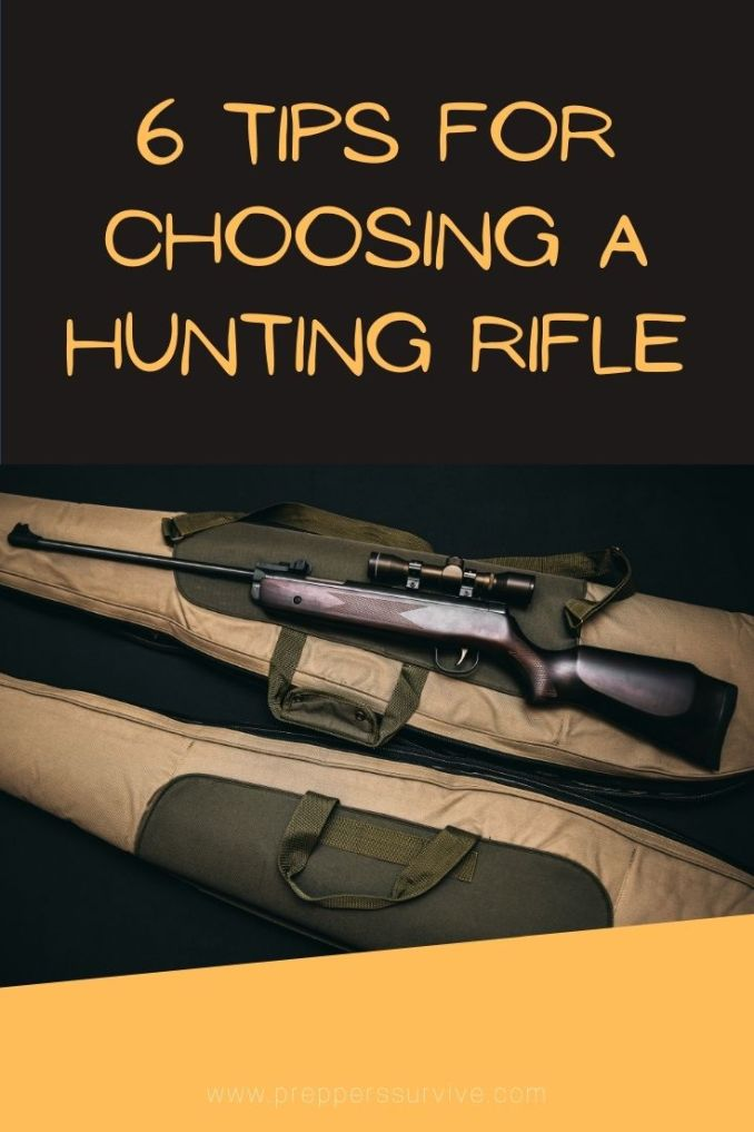 Tips for Choosing a Quality Hunting Rifle