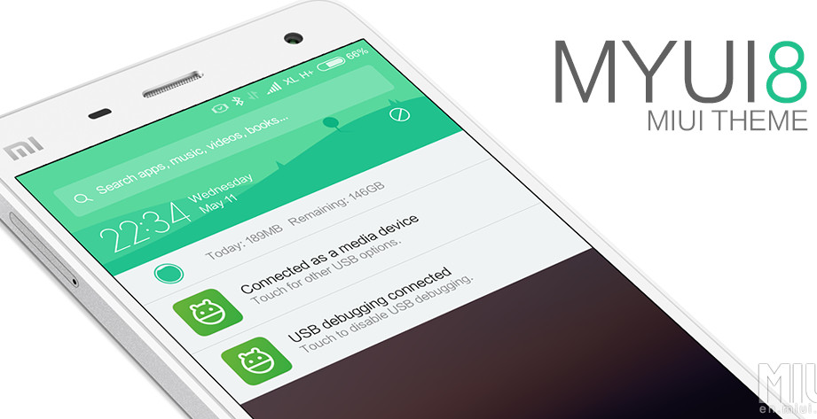 Xiaomi's MIUI OS, One step ahead, always