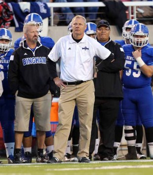 2015 brings the beginning of the John Lambourne era at Bingham. (Christian Wininger, Prep Action Photography)