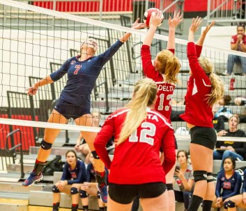 Amanda Schultz and Springville are one of Class 4A's top teams. (Photo by Mark Spencer)