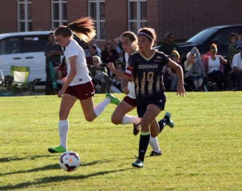 Herriman's Kaylee Holt scored 23 goals her junior season. (Photo by Kurt Johnson)