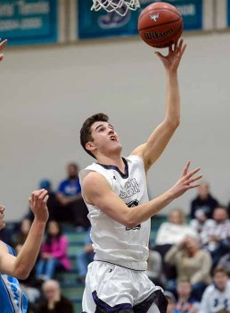 Lehi and Tanner Nygren need to close strong to make the state tournament. (Photo by Dave Argyle, dbaphotography.com)