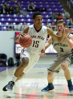 Lone Peak's Frank Jackson is one of the premier recruits in the 2016 class. (Photo by Dave Argyle, dbaphotography.com)