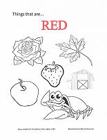 color coloring pages # 7