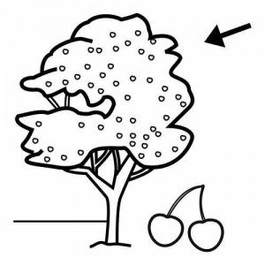 tree coloring pages crafts and worksheets for preschool toddler