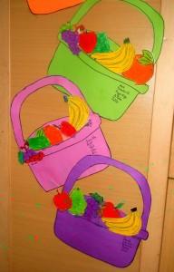 Fruit Basket Craft Idea For Kids Crafts And Worksheets